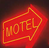Great Lakes motel sign