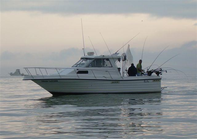 Lake michigan fishing charters and guides directory for Mackinaw city fishing charters